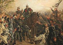 Lot 47: THEODOR RUDOLF ROCHOLL (Lichtenfeld 1854- Dusseldorf 1933)
