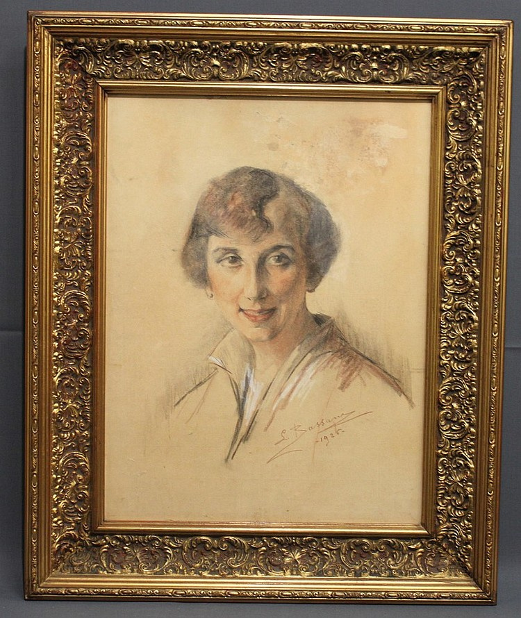 Lot 19: LUCIA BASSANI (Milano 1896 - Como 1967)