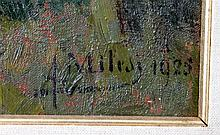 Lot 64: ALESSANDRO MILESI (Venezia 1856-1945)