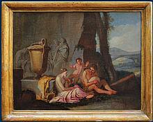 Lot 106: GIULIO CARPIONI (Venezia 1613-Vicenza 1678) attr.