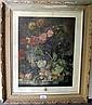 Antique framed print after Van Heysom