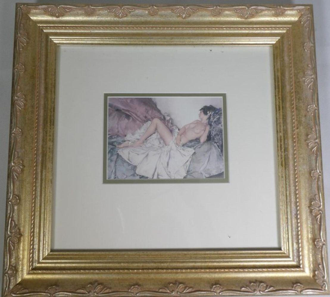 Sold Price: SIR WILLIAM RUSSELL FLINT, (Scottish, 1880