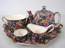 Royal Winton Hazel breakfast set (5)