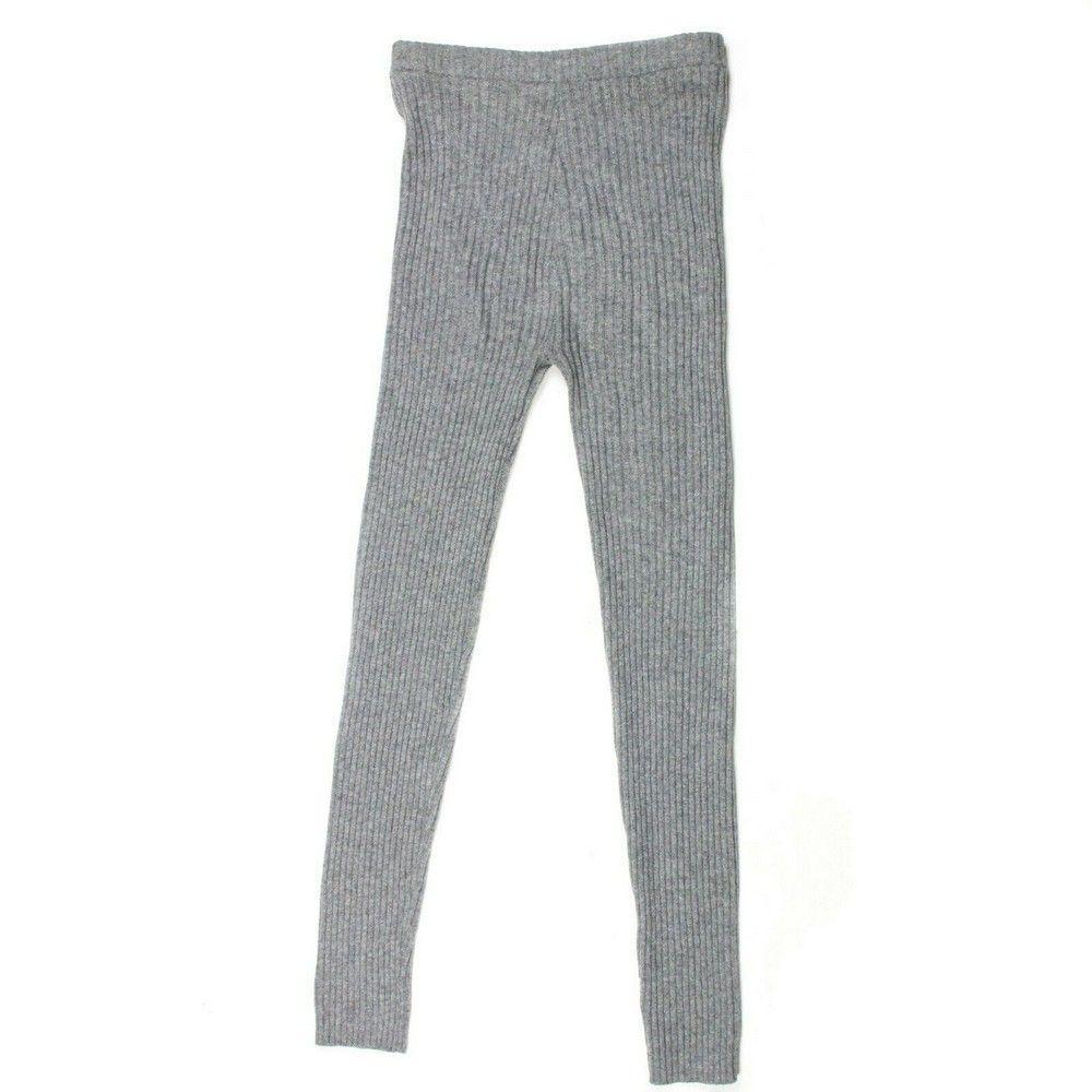 Chanel - Gray - Cashmere Leggings - US 00 - EUR 1
