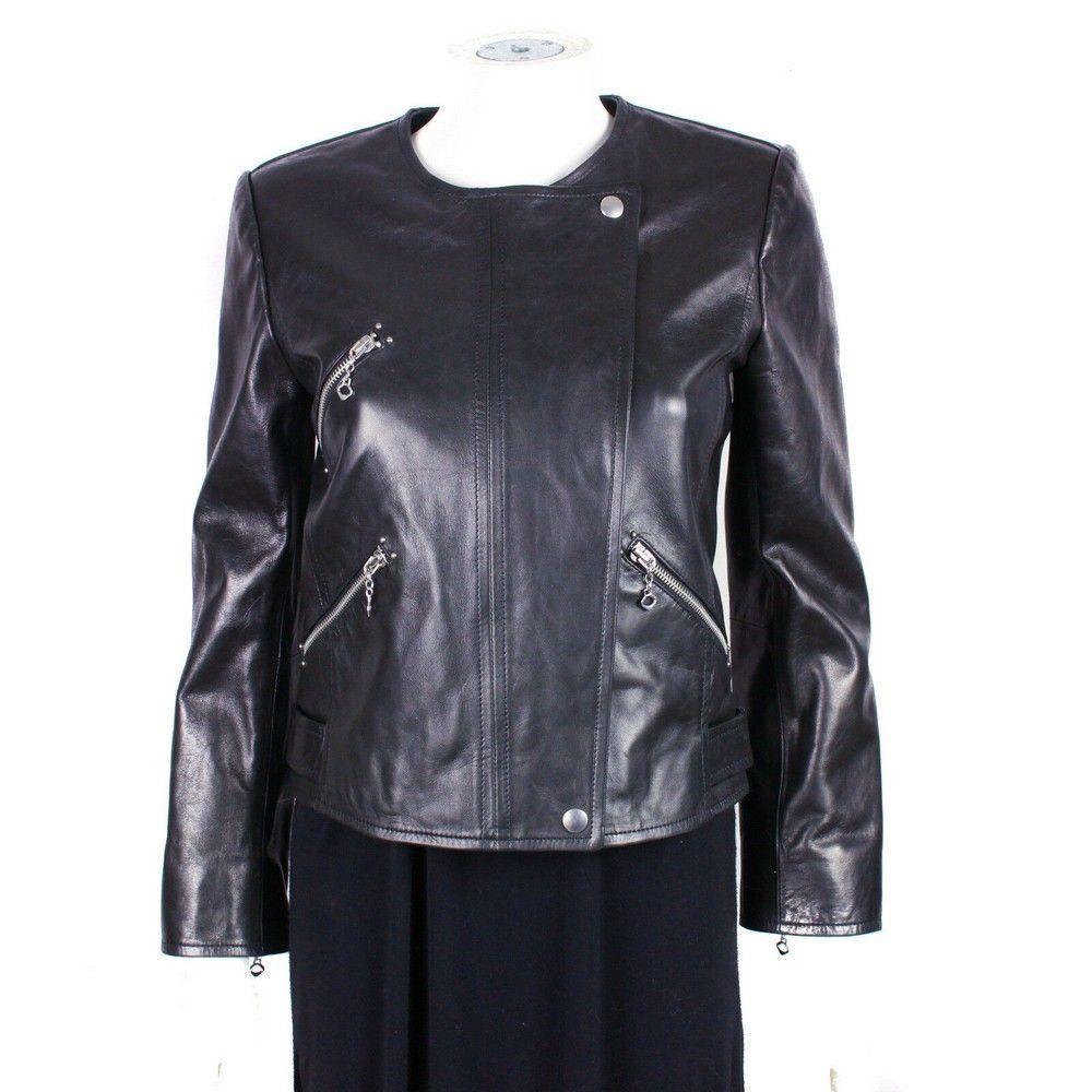 Isabel Etoile Marant New Black Leather Jacket -