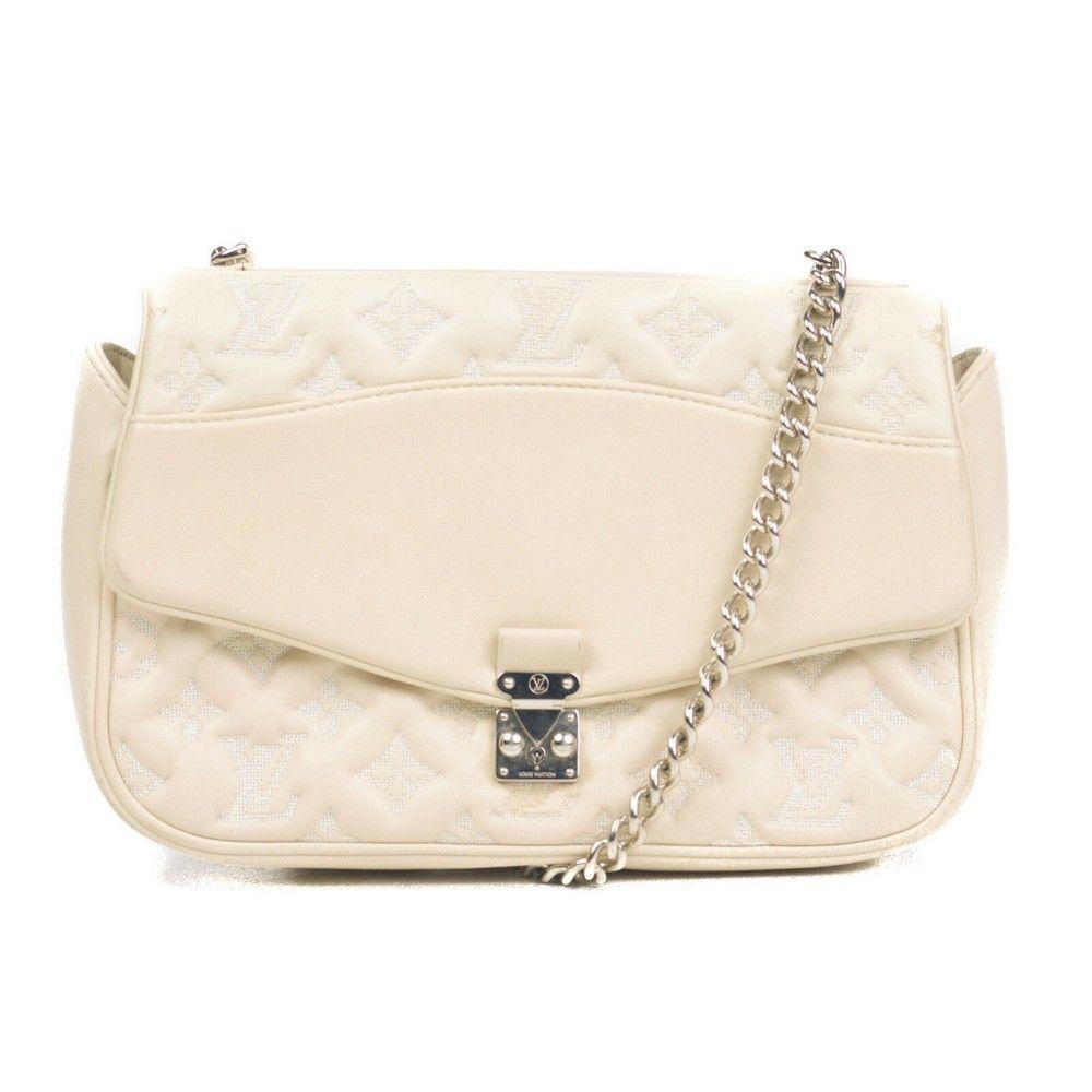 Louis Vuitton - Mama Broderie Leather Flap Chain