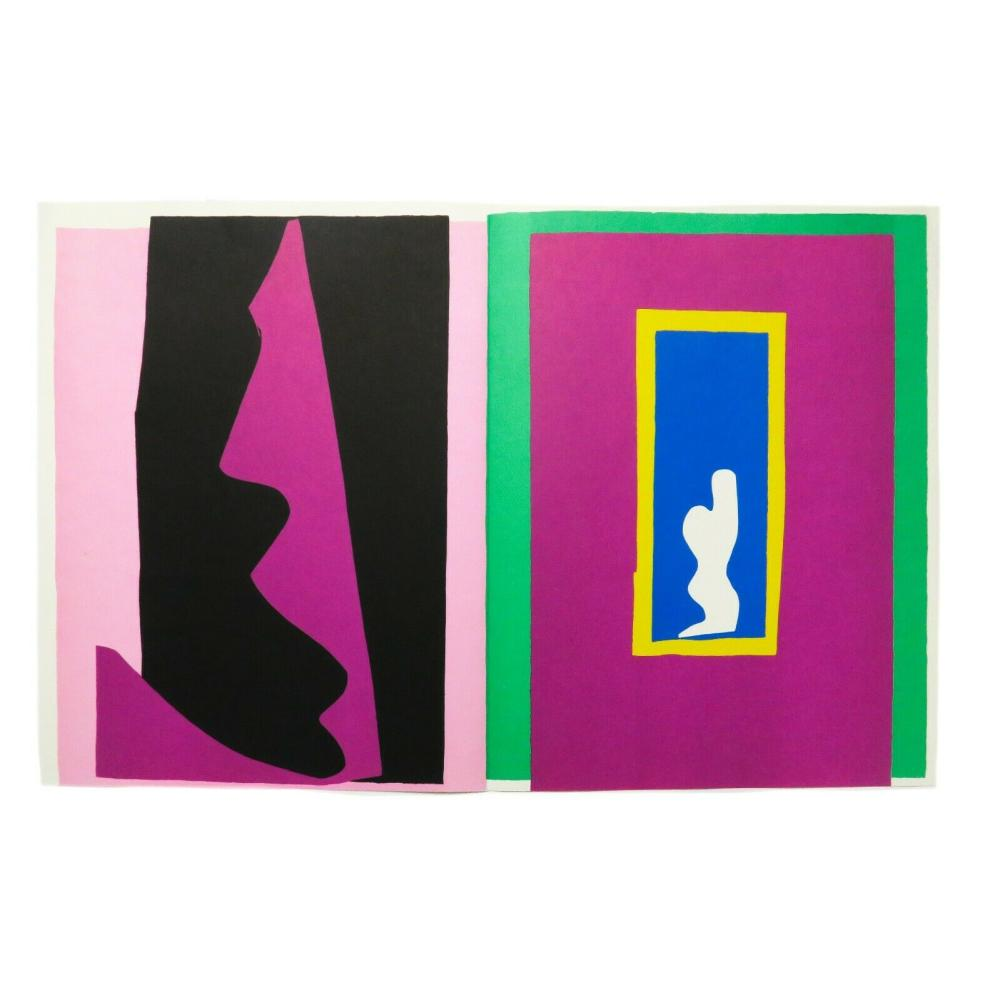Henri Matisse - Destiny (Le Destin), Plate XVI from Jazz