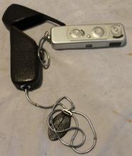 1950's Real Deal Minox Miniature Spy Camera