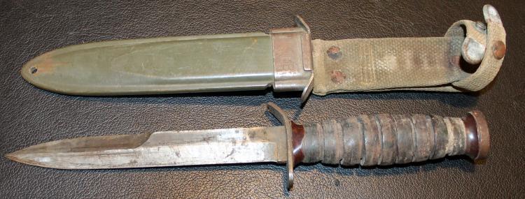 World War II US Troops Bayonet U.S. M8