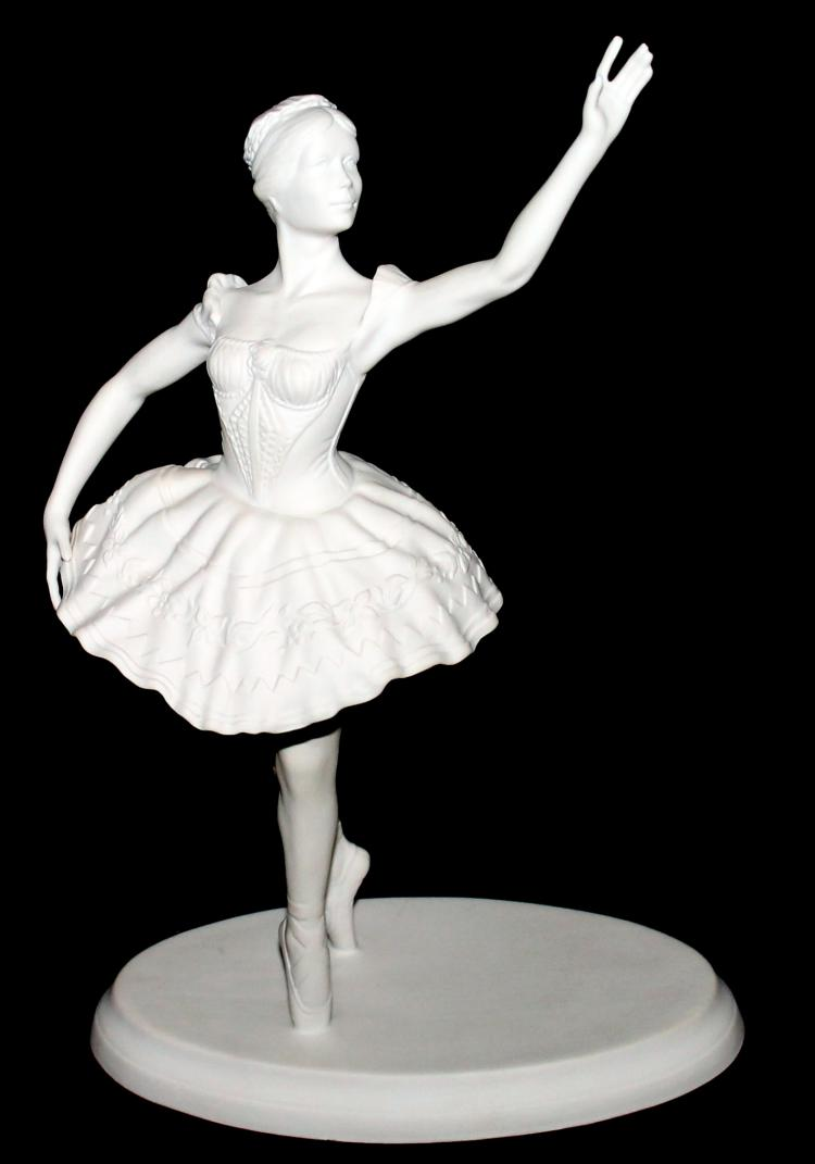 Boehm Lovers From Classical Ballet Figurine 1 of 7,500 Coppelia