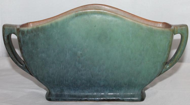 "Roseville Pottery Earlam Planter Window Box #89-8"" USA"