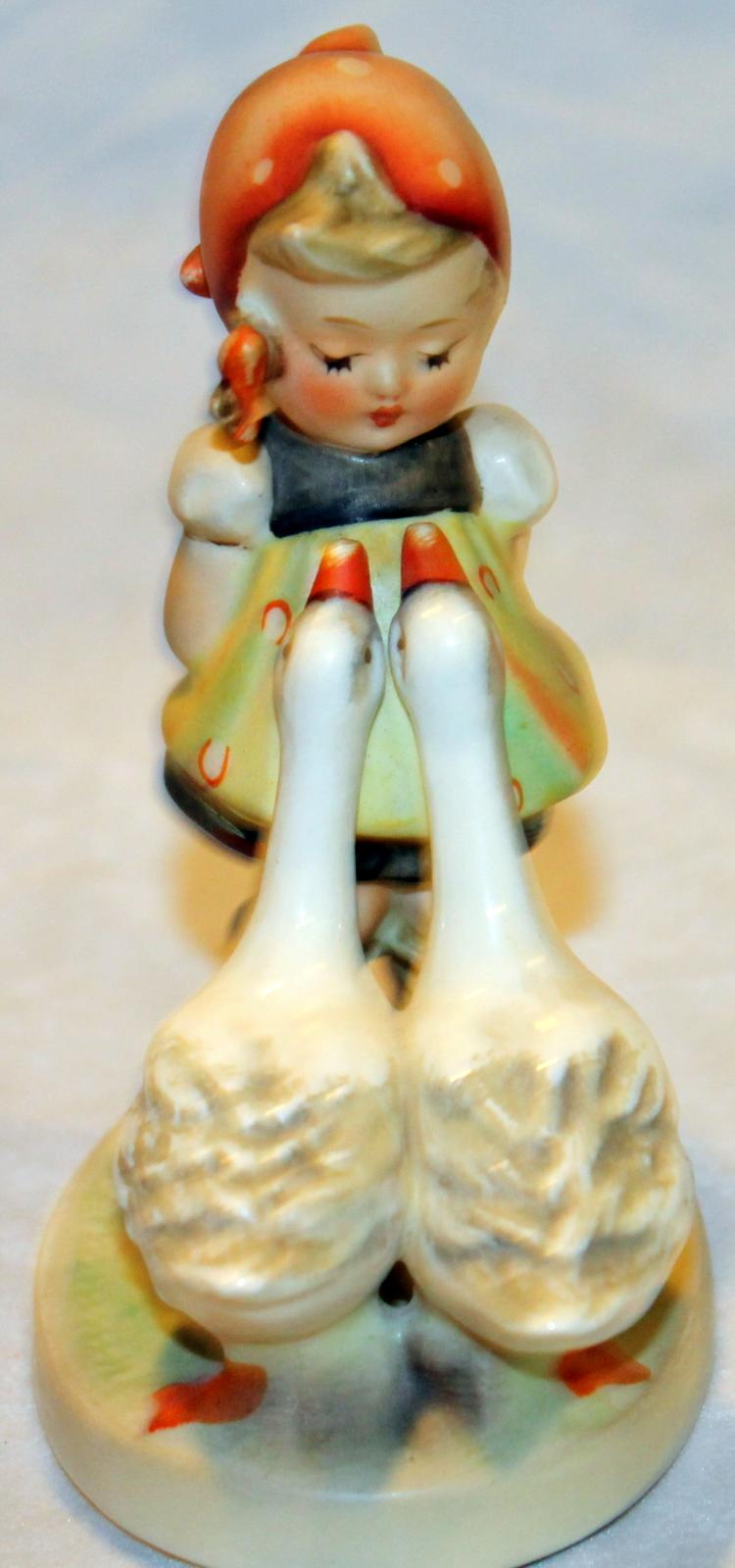 1960 M.I. Hummel Goose Girl Figurine #47 3/0