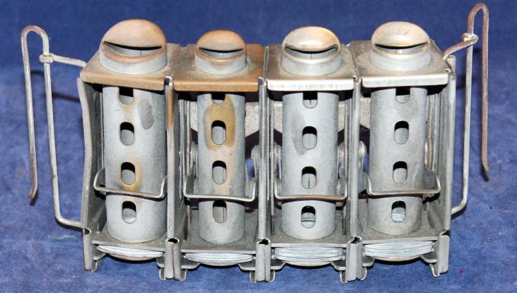 Johnson Fare Box Company 4 Position Change Maker c1940's