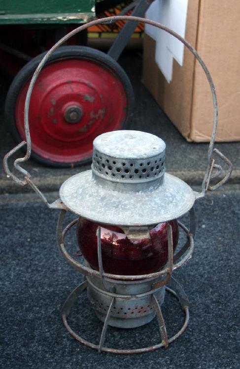 Dressel Arlington New Jersey Railroad Lantern