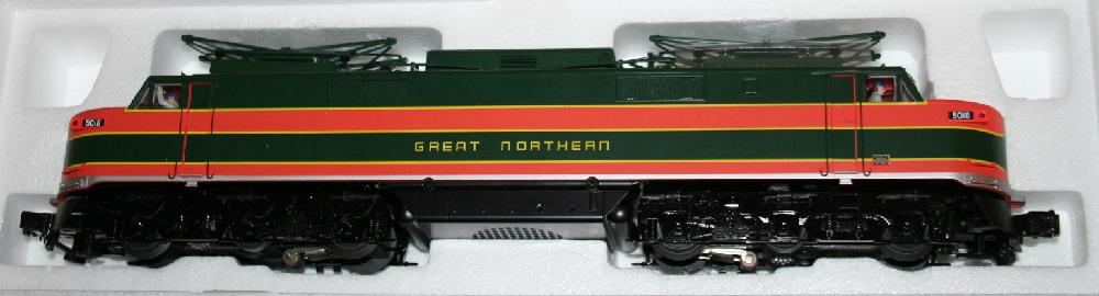 K-Line Great Northern GN EP-5 Electric Engine #5018 MIMB
