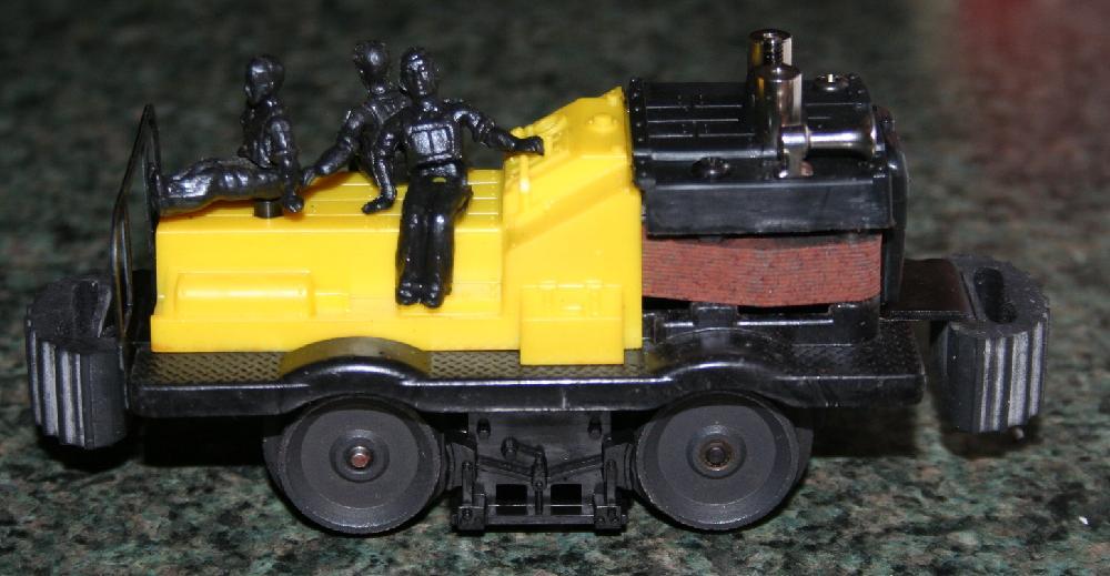 Lionel Trains Lionel Gang Car #6-18417 In Original Box