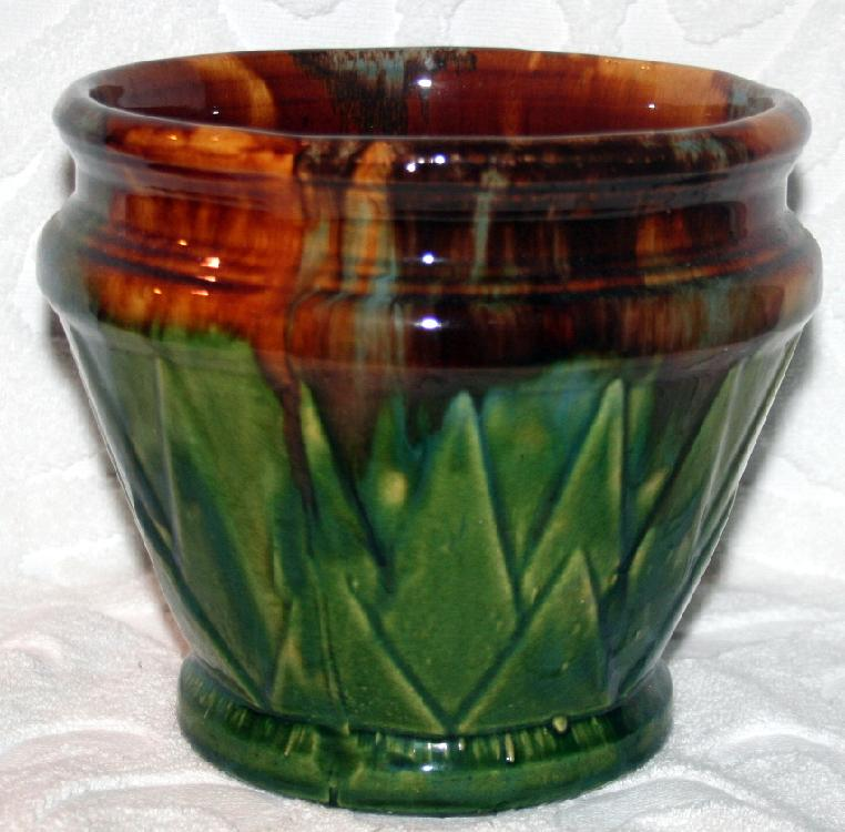 McCoy Pottery Blended Jardinière