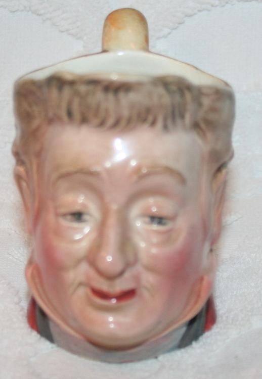 Beswick Pecksniff Toby Mug