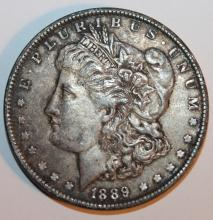 Lot 11: 1894 Morgan Silver Dollar Coin EF-40 Or Better