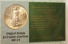 Fall Coin And Currency On Line Only Auction 2018