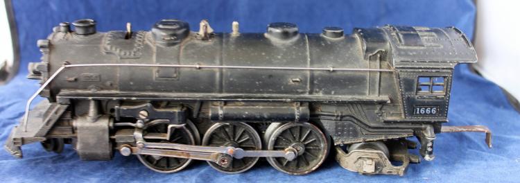 Lionel Trains Prewar Engine #1666