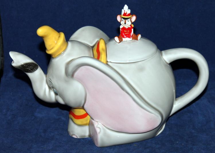 Walt Disney Dumbo Cookie Jar