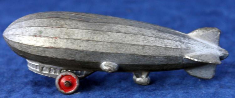 c1930's Penny Arcade Toy Zeppelin