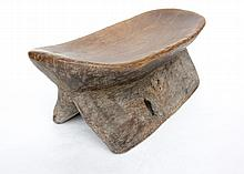 Kenya Stool Fine Surface Patina
