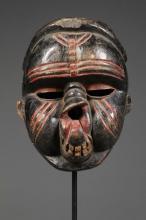 Ibibio, Nigeria Deformation Mask