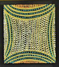PETYARRE ADA BIRD. (Pintupi) Circa 1930- 2009. Women ceremony body paint.19