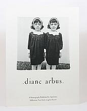Diane Arbus: An Aperture Monograph. Promotional Poster
