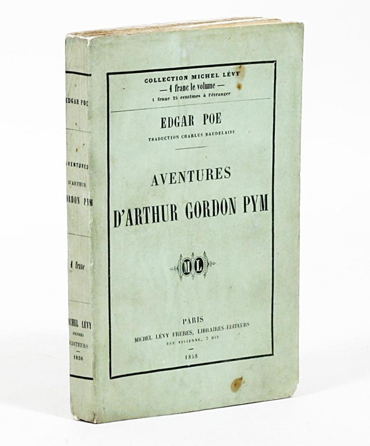 Aventures D?Arthur Gordon Pym [The Narrative of Arthur Gordon Pym]