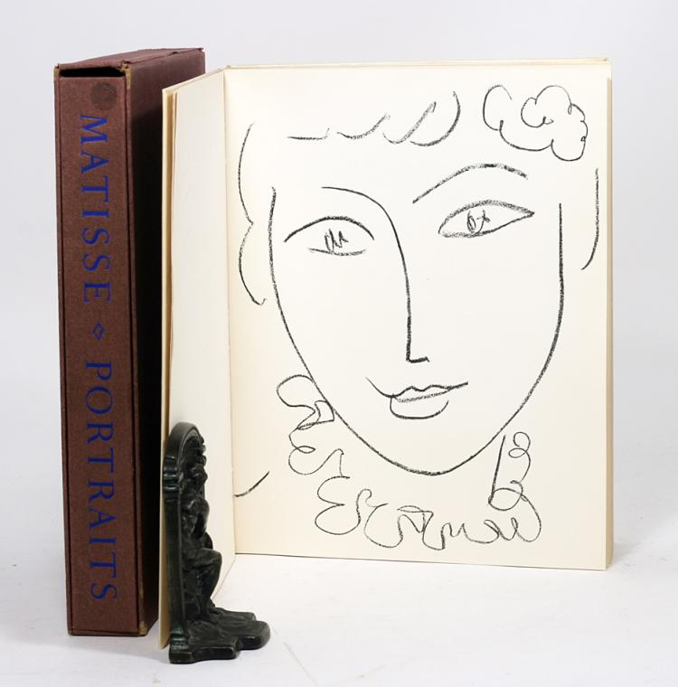 Portraits by Henri Matisse