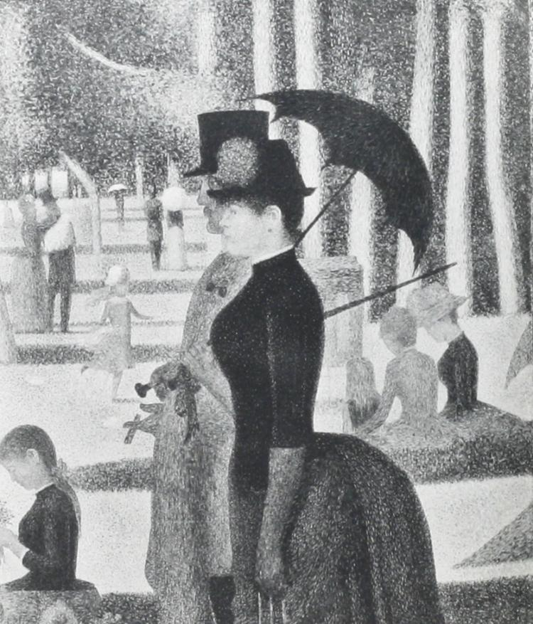 Seurat et son oeuvre [Seurat and his work]