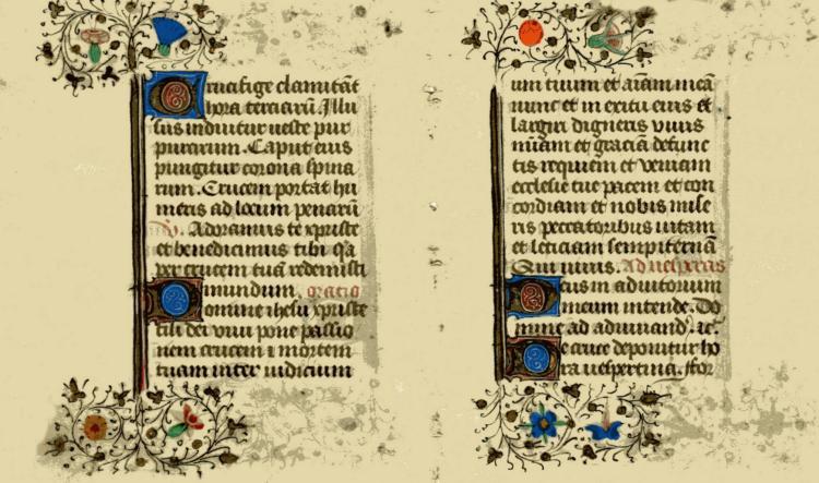 Illuminated Manuscript: