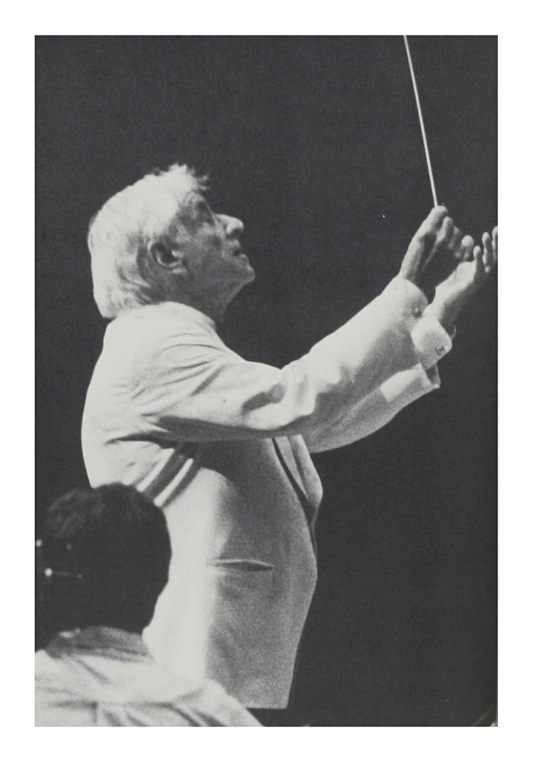 Sennets & Tuckets: A Bernstein Celebration