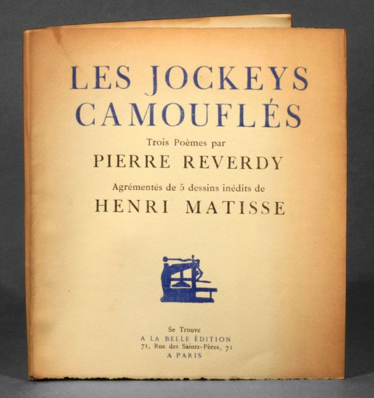 Les Jockeys Camoufles