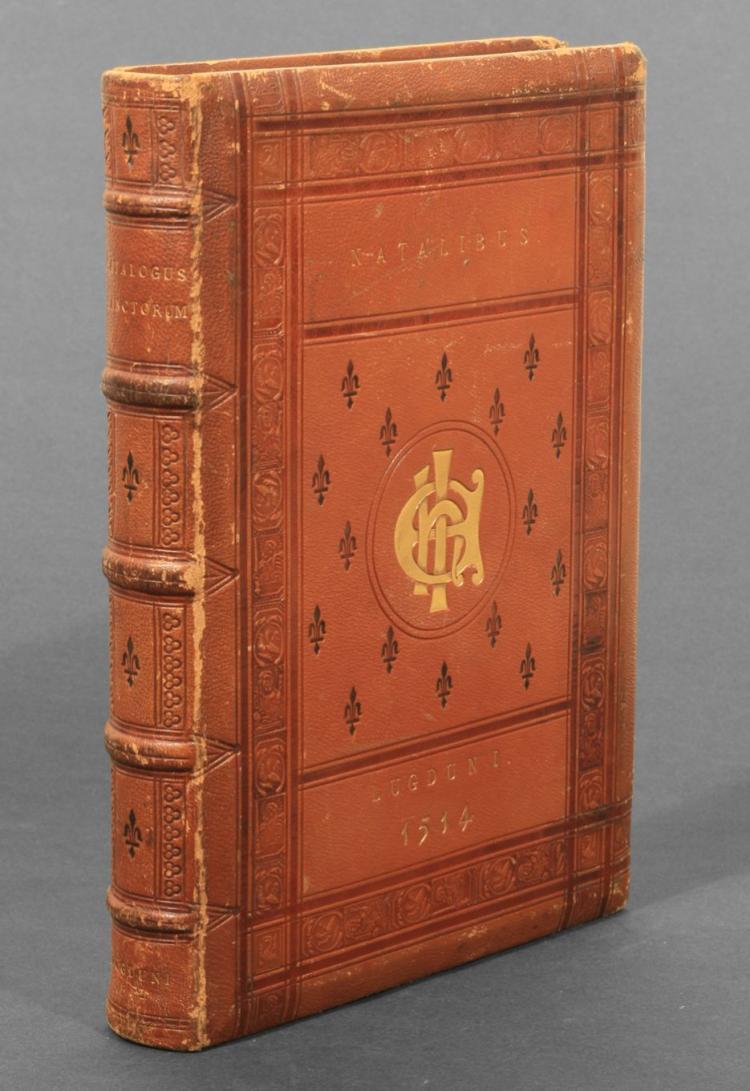 Catalogus sanctorum et gestorum eorum