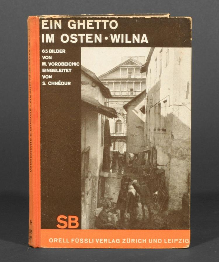 Ein Ghetto im Osten - Wilna [A Ghetto in the East]