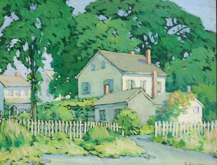Bessie Hoover Wessel (1889 - 1973),