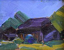 August James Weber (1888 - 1958),