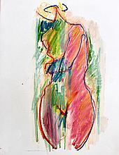 Jack Meanwell (1919 - 2005), Original figure drawing