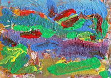 Paul Chidlaw (1900-1989), Original oil painting