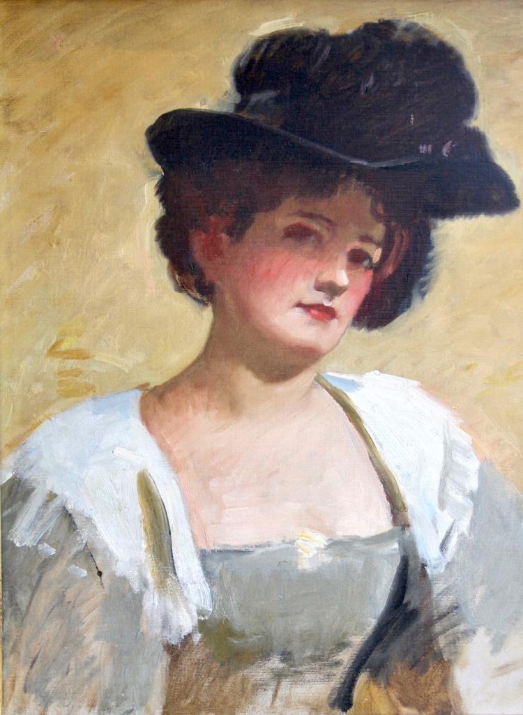 Frank Duveneck (1848 - 1919),