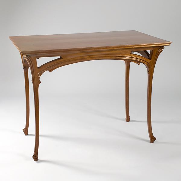 Art Nouveau Table by Henri Sauvage