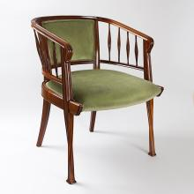 French Armchairs by Louis Majorelle