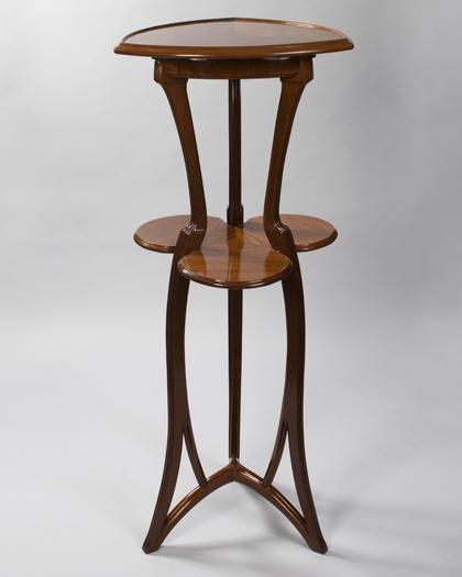 French Art Nouveau Pedestal by Majorelle