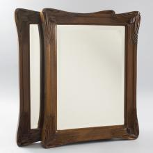 French Art Nouveau Mirrors by Majorelle