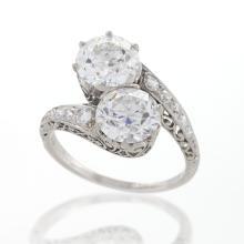 Early Art Deco 'Diamond' Ring