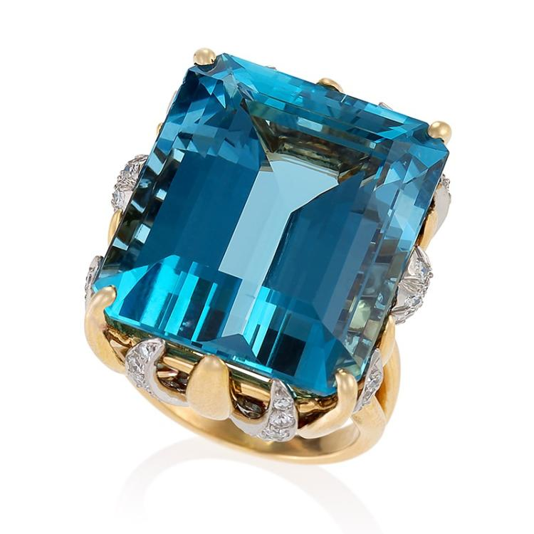 Fancy Blue I Do likewise Id J 50965 besides Id J 102603 together with Macklowe Antique Estate Jewelry Mjxhapdsrt furthermore A Is For Amethyst Februarys Birthstone. on oscar heyman aquamarine ring